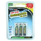 Ultra Max Premium Rechargeable - AAA Cell