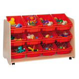 Trudy 12 Sloping Tray Unit