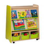 Trudy Book Display & Storage Unit