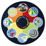 Weather Wheel Mat