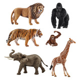 Schleich Jungle Animal Set