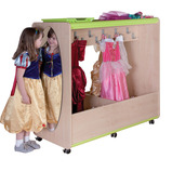 Trudy Dress-Up Trolley