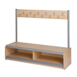 Static Single Sided Bench - 12 Hooks