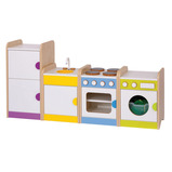 Trudy Play Kitchen Set