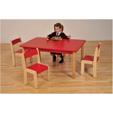 Coloured Beechwood Tables