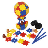 JUNIOR POLYDRON SET 124