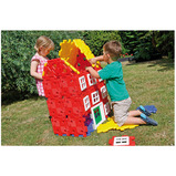 GIANT POLYDRON HOUSE BUILDER SET 72
