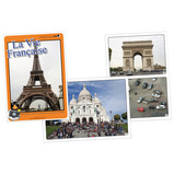 LA VIE FRANCAISE PHOTOPACK AND CD