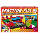 Fraction Fill Game