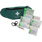 BSI Compliant First Aid Kit in Bum Bag