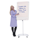 Value Mobile Flipchart Easel