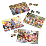 Multicultural Puzzles
