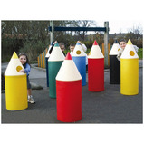 Pencil Bins - Plain