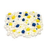 Assorted Polystyrene Balls and Eggs