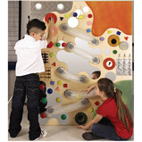 Tubey Tactile Wall Panel