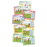PLAYM8 5-A-DAY CHARACTER CARDS