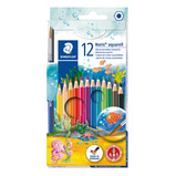WATERCOLOUR PENCILS PK12