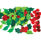 Assorted Holly and Berries