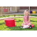 SCHOOL CARRY CUSHION SET 6 ORANGE