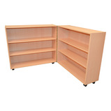 Hinged Bookcase