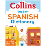 COLLING MY FIRST SPANISH DICTIONARY