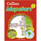 Collins Mapstart Books