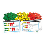 Place Value Counters with Workcards