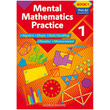Mental Maths Practice Books