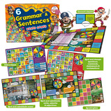 Grammar and Sentence Board Games