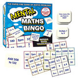 Mental Maths Bingo