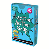 Equivalent Fractions, Fractions Fundamentals, Fractions Action Snaps Kit