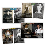 SIGNIFICANT PEOPLE DESK MATS
