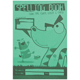 SPELLING BOOK A5 PK30