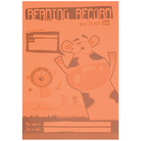 Reading Record Book - KS1
