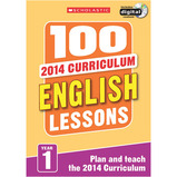 Scholastic 100 English Lessons Planning Guide