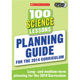 SCHOLASTIC 100 SCIENCE LESSONS PLANNING GUIDE