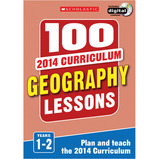 Scholastic 100 Geography Lessons