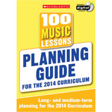 Scholastic 100 Music Lessons Planning Guide