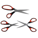 Soft Grip Scissors Pack