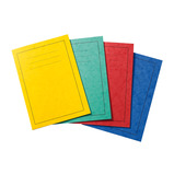 PROJECT BK A4+ PLAIN GREEN 80PG BX50