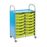 CALLERO DOUBLE 8 DEEP TRAY UNIT OR