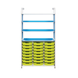 CALLERO RESOURCE COMBO 24TRAY BLUE