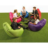 PK5 LARGE BEAN BAG READING CHAIRS