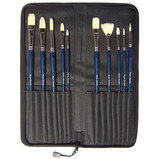 Premium Oil Paint Brush Set