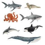 Schleich Sealife Set