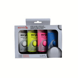 Reeves Fluorescent Acrylic Paint