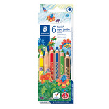 STAEDTLER NORIS JUMBO PENCIL PK6