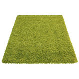 Green Jazz Shaggy Mat