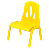 THRIFTY CHAIR 210MM PACK 4 RED