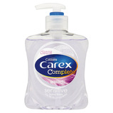 CAREX SENSITIVE HAND WASH 6X250ML